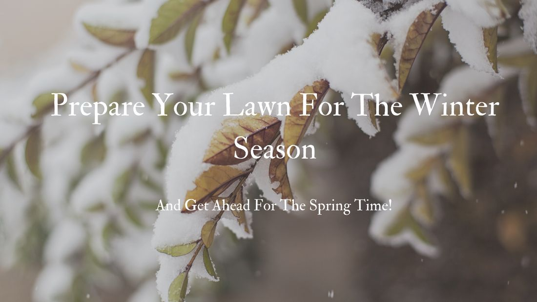 "Featured image for ""Prepare Your Yard For The Winter Season"""